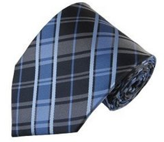 P-061 | Multi-Shade Blue Plaid