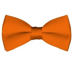 BT-06 | Orange Bow Tie