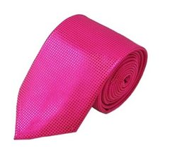 MT-11 | Metallic Hot Pink Tie