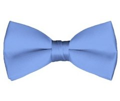 BT-12 | Steel Blue Bow Tie