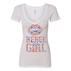Rebel Girl in Rhinestones
