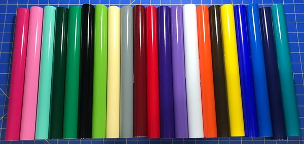 5 2ft Roll Oracal 651 Choose Colors Craft Vinyl