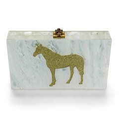 Golden Horse Clutch