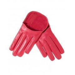 Leather Biker Gloves