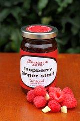 Raspberry Ginger Stout, 8 oz. jar