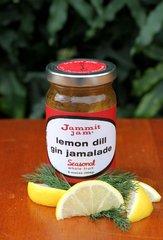 Lemon Dill Gin Jamalade