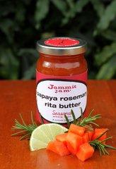 Papaya Rosemary Rita Butter