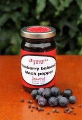 Blueberry Balsamic Black Pepper, 8 oz. jar