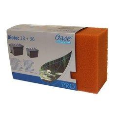 BioTec 18, 36, 18000, 32000 Filter Foam RED 40977