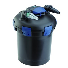 BioPress 1600 9W UV Pressurized Filter 40348