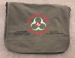 Ghostbusters Embroidered Messenger Bag