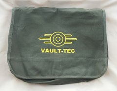 Vault Tec Fallout Embroidered Messenger Bag