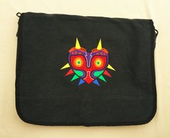 Majora's Mask Legend of Zelda Embroidered Messenger Bag