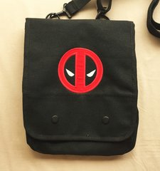 Deadpool Embroidered Tablet Bag