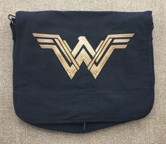 Wonder Woman Embroidered Messenger Bag