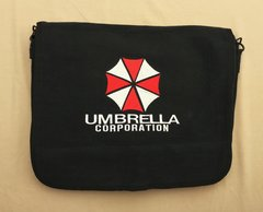 Umbrella Corporation Resident Evil Embroidered Messenger Bag