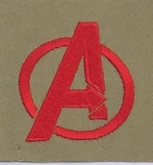 Avengers Embroidered Symbol