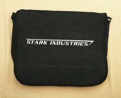 Stark Industries Embroidered Messenger Bag