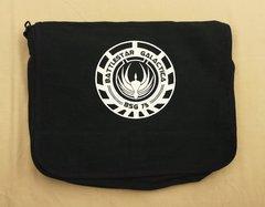 Battlestar Galactica Embroidered Messenger Bag