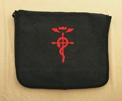 Full Metal Alchemist Embroidered Messenger Bag