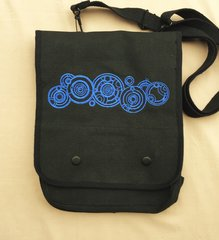 Doctor Who Gallifrey Embroidered Tablet Bag