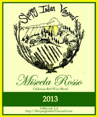2013 Miscela Rosso Red Blend