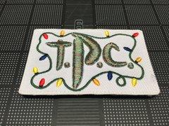 Toyota Patch Club (TPC) Logo Patch, Holiday