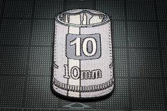 10mm Socket Morale Patch