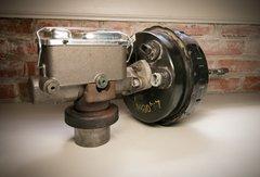 One Ton Master Cylinder Upgrade