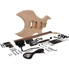 Warlock Style Guitar Kit   SORRY OUT OF STOCK