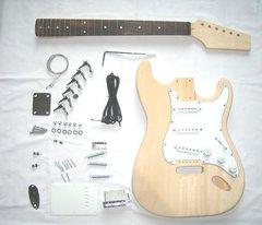 Strat Style Guitar Kit