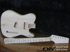 Tele Style Guitar Kit in Ash or Alder