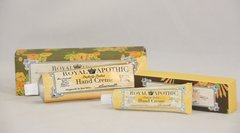 Royal Apothic Lemoncello Hand Creme, 4 oz and 1.25 oz