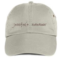 Jennifer's Homemade Hat