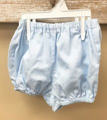 12mth blue bloomers