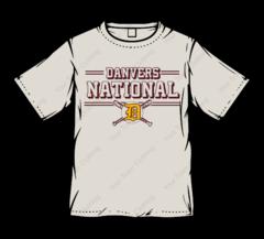 DNLL Short Sleeve T - Grey