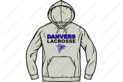 DHS Lacrosse Hooded Sweatshirt