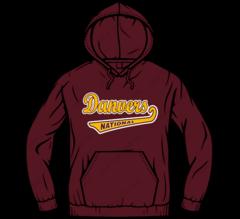 DNLL Hoodie - Maroon