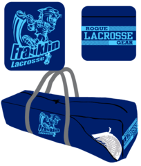 Franklin Youth Lacrosse Bag