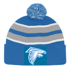 DHS Football Pom Pom Winter Hat
