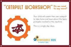 Catapult Workshop