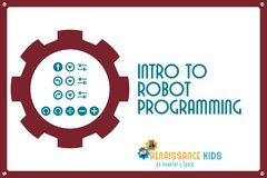 Home School Students - Intro to Robot Programming - 2/20/18