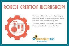 Robot Creation Workshop