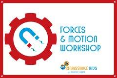 Magnetic Magic Workshop - 2/17/18 - Marion Gerrish Community Center