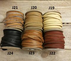 premium grade cow leather lace.1/4 WIDE lace,lacrosse,saddle strings