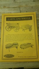 Carts and Wheels paterens