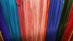 """Deer Skin Lace- 1/4"""" wide, 6' ft. long 15 color"""