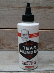 Bish's Original Tear Mender Instant Fabric and Leather Adhesive-6 FL OZ - N-15