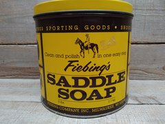 Fiebing's Saddle Soap 5 lb - Yellow - Cleans and Polishes-N-13