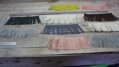 leather Fringes ( bulk pack) 10 peaces
